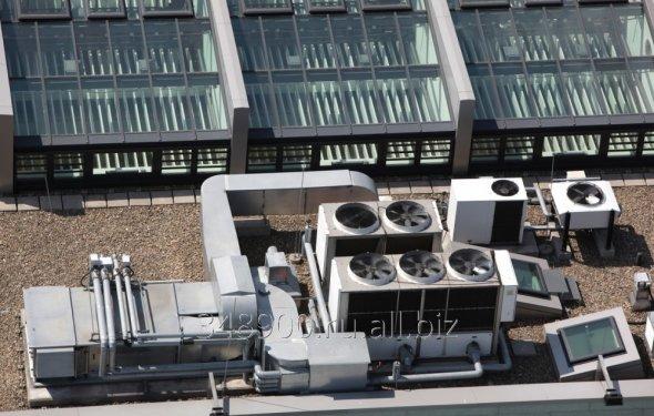 наладка систем вентиляции